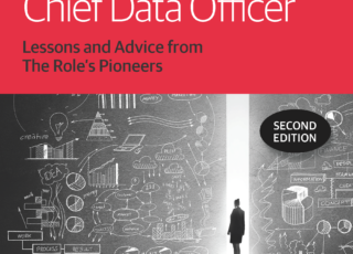 An image of the cover of Understanding the Chief Data Officer, Second Edition